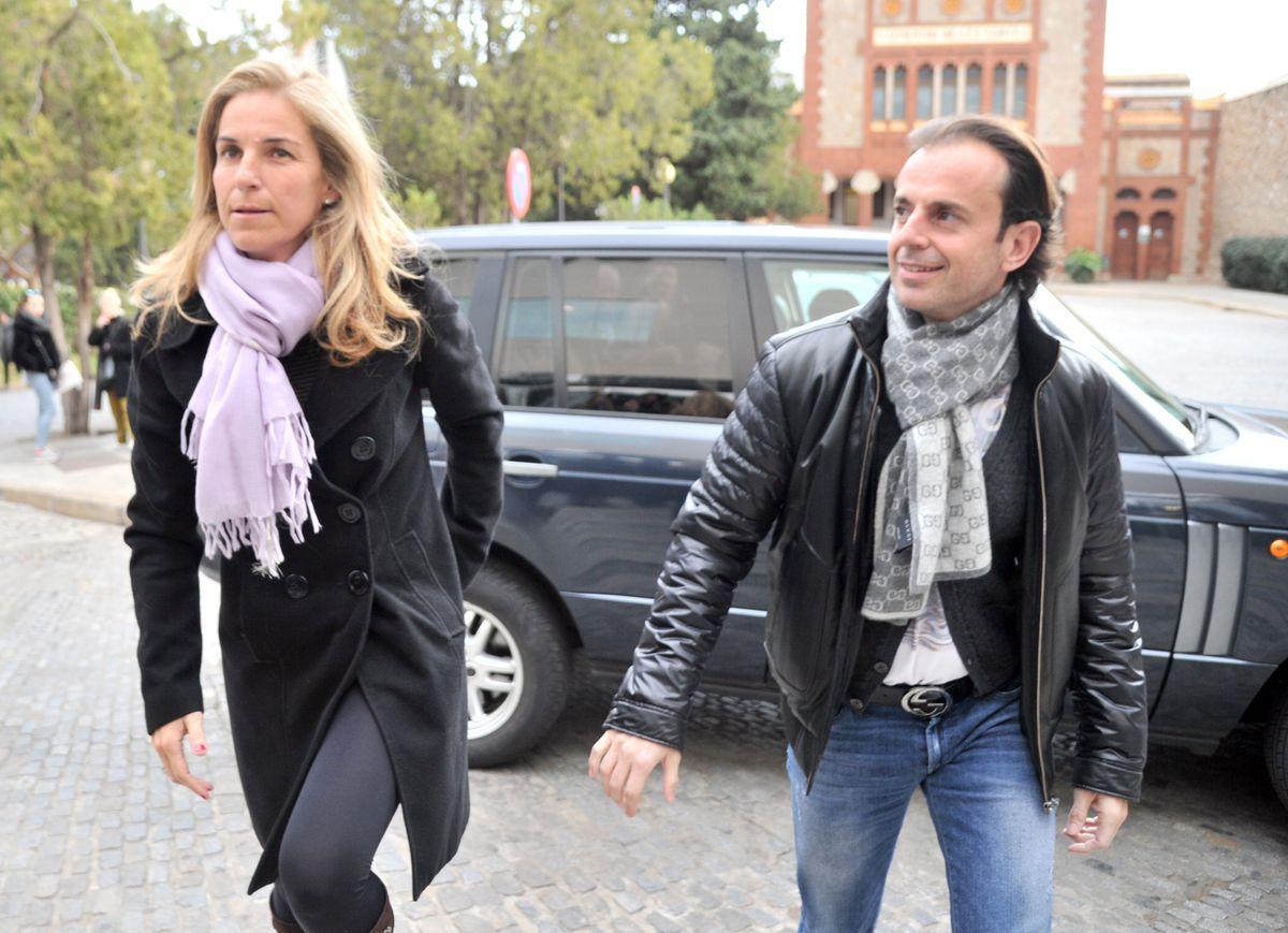 Batalla de Arantxa Sánchez Vicario y Josep Santacana para escapar de la cárcel |  Personas