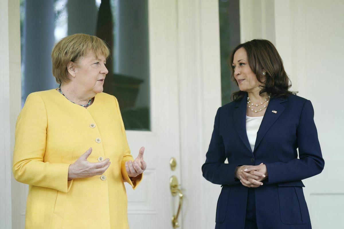 Biden da la bienvenida a Merkel con vistas a China y Rusia  Internacional