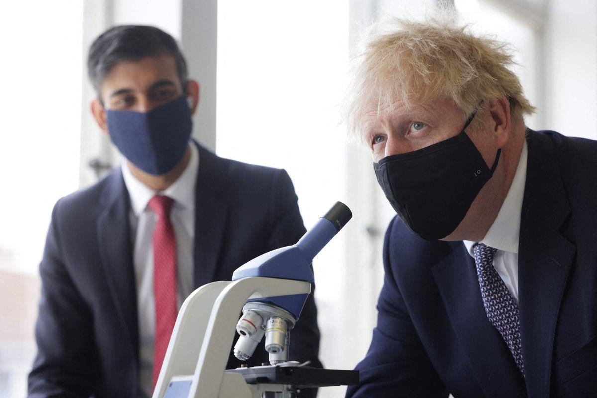 Boris Johnson será puesto en cuarentena el Día de la Libertad  Comunidad