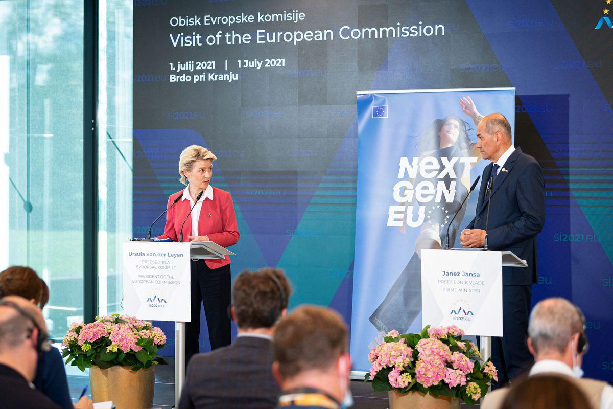 Bruselas insta a Eslovenia a respetar a los medios de comunicación al comienzo de la presidencia de la UE  Internacional