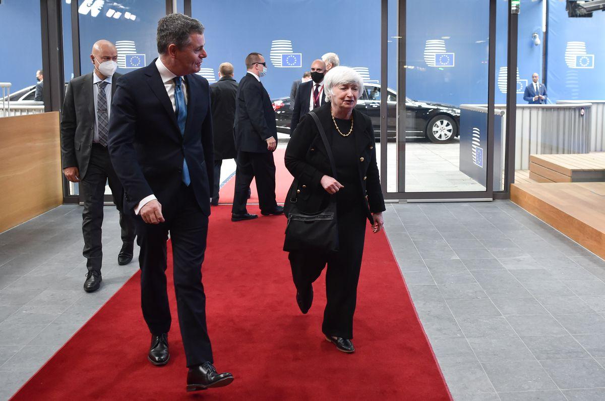 Bruselas somete la creación de impuestos a Estados Unidos a la presión de Estados Unidos  Ciencias económicas