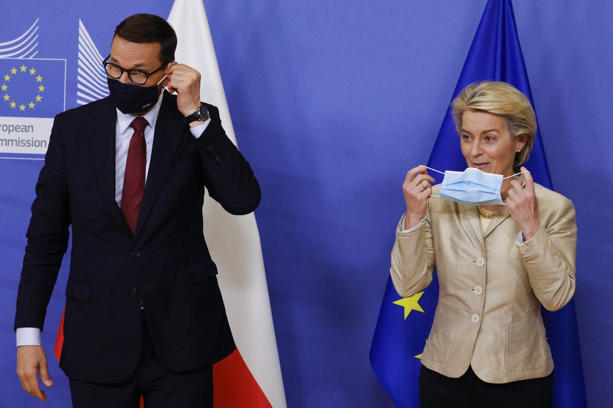 Bruselas teme que Polonia comience a violar las sentencias del Tribunal de Justicia de las Comunidades Europeas  Internacional