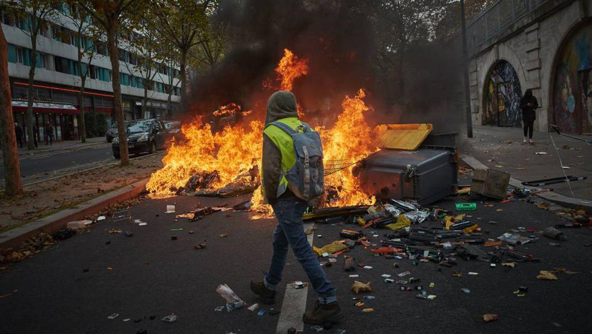 """Bruselas teme que los impuestos sobre automóviles y viviendas provoquen una revuelta de """"chalecos amarillos"""" en todo el continente    Cambio climático  Clima y medio ambiente"""