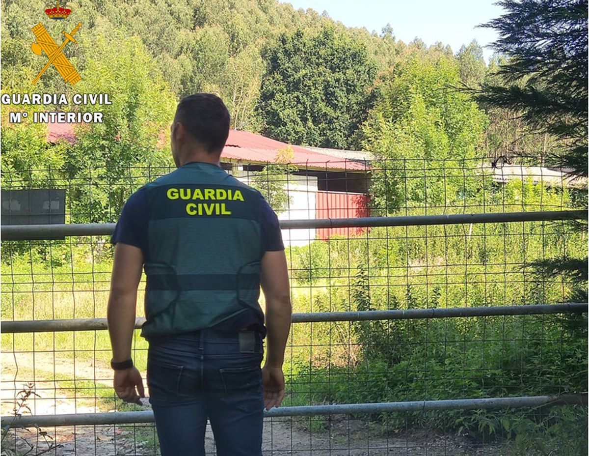 Cantabria: Cuatro días en una celda  España
