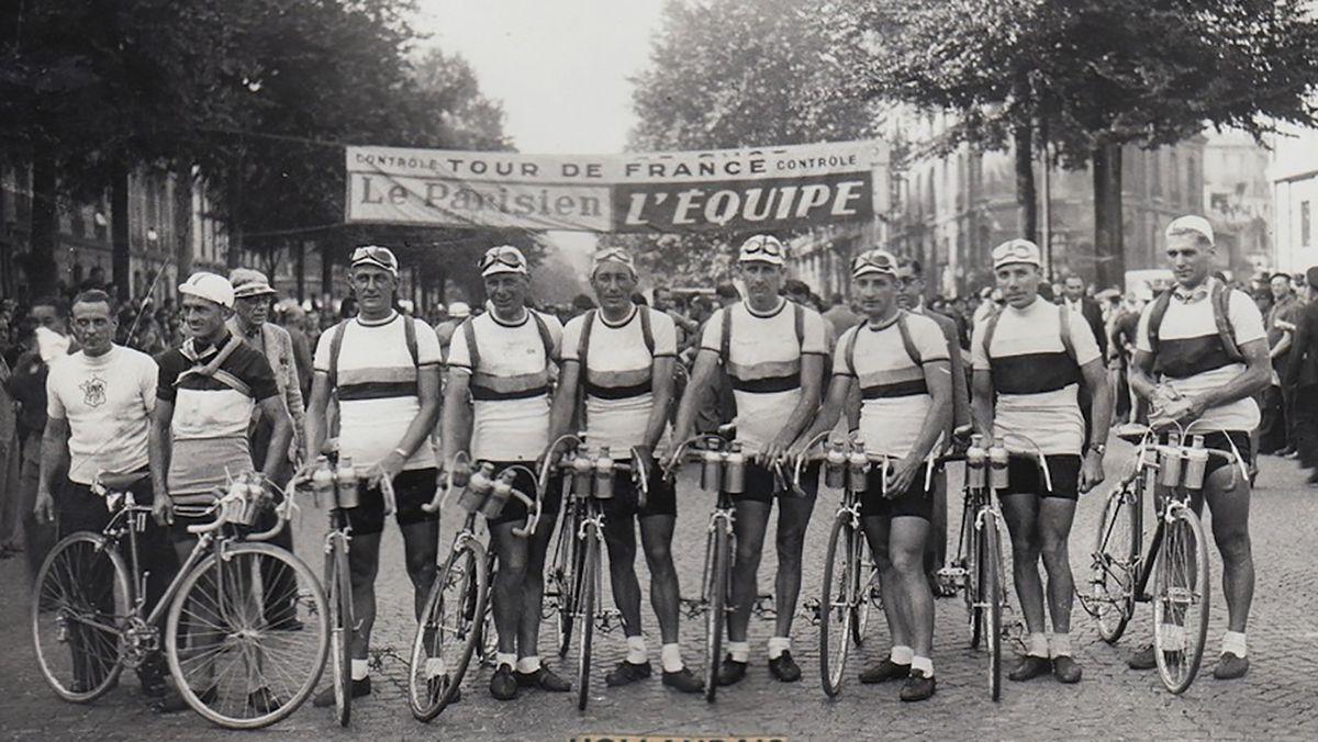 Carne, azúcar, vino, plátanos, bicicletas ... Así volvió la gira tras la Segunda Guerra Mundial |  deporte