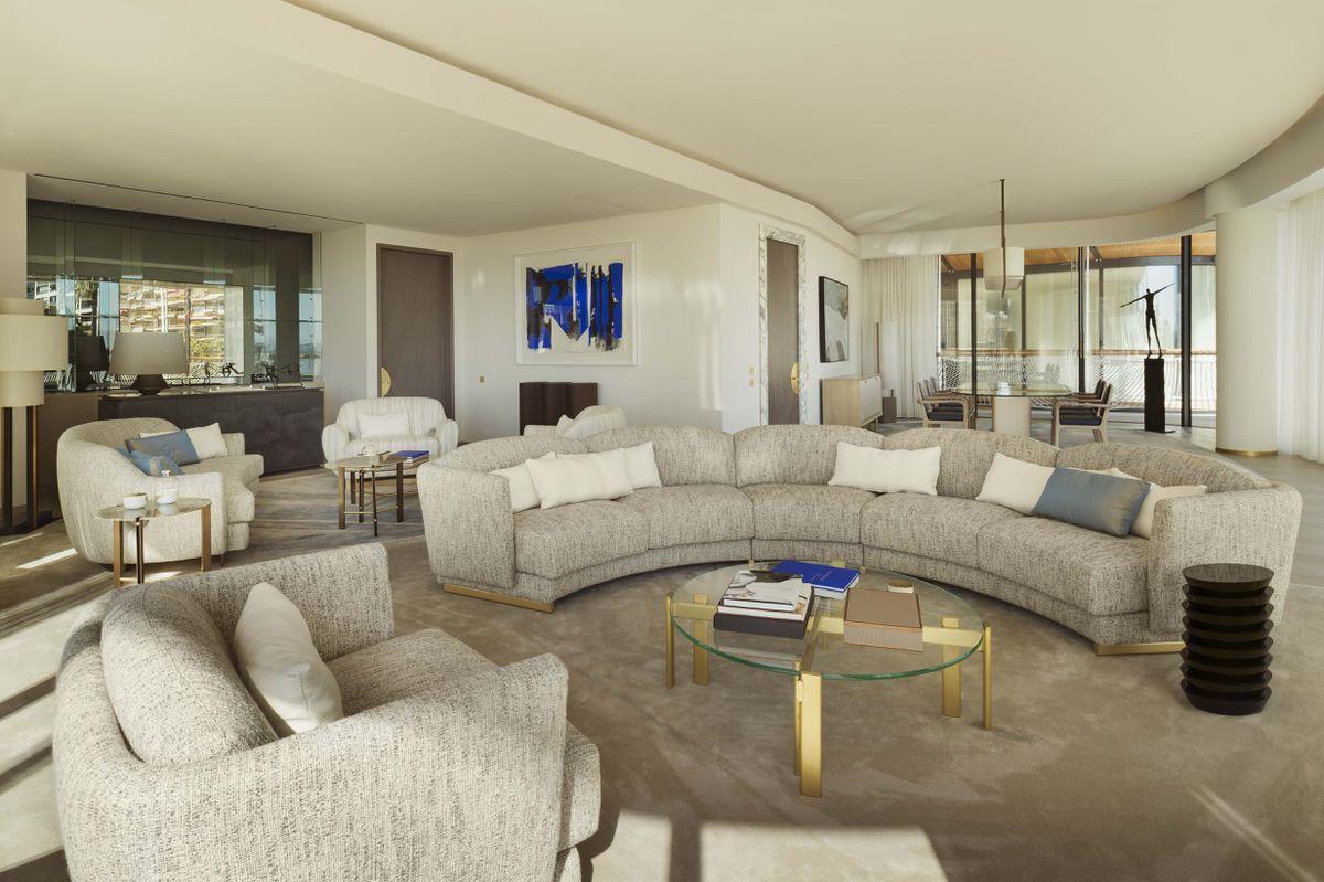 Casas de lujo: El millonario quería alquilar un piso por 180.000 euros al mes  Negocio
