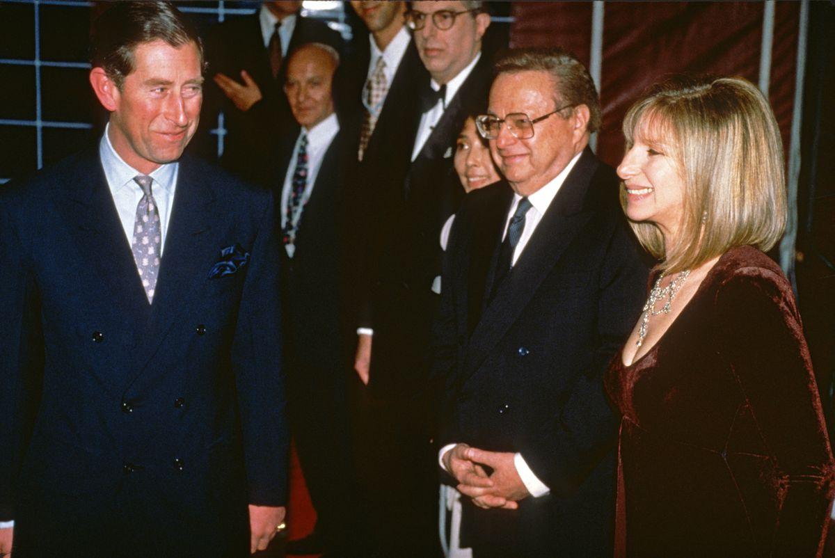 Charles English recuerda su encuentro con Barbra Streisand hace 47 años: admiración mutua que puede convertirse en algo más |  Personas