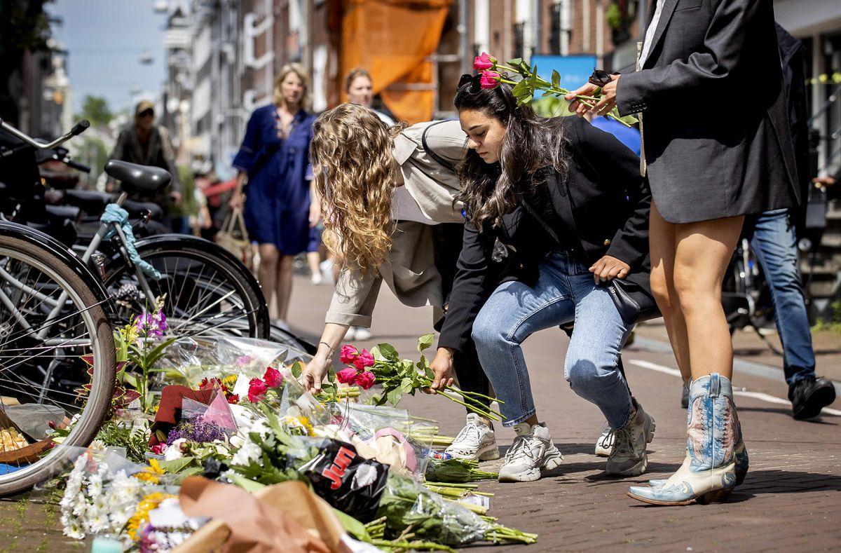 Conmoción en Holanda por el ataque al periodista de investigación Peter R. de Vries  Internacional