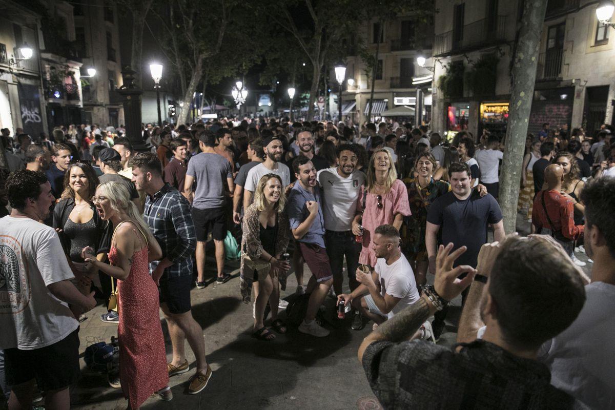 """Covid-19: los destinos de verano están protegidos contra la """"variante de fiesta""""  Comunidad"""