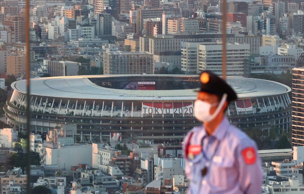 Crisis del coronavirus: miedo y vacío en Tokio antes de los Juegos Olímpicos  Juegos Olímpicos 2021