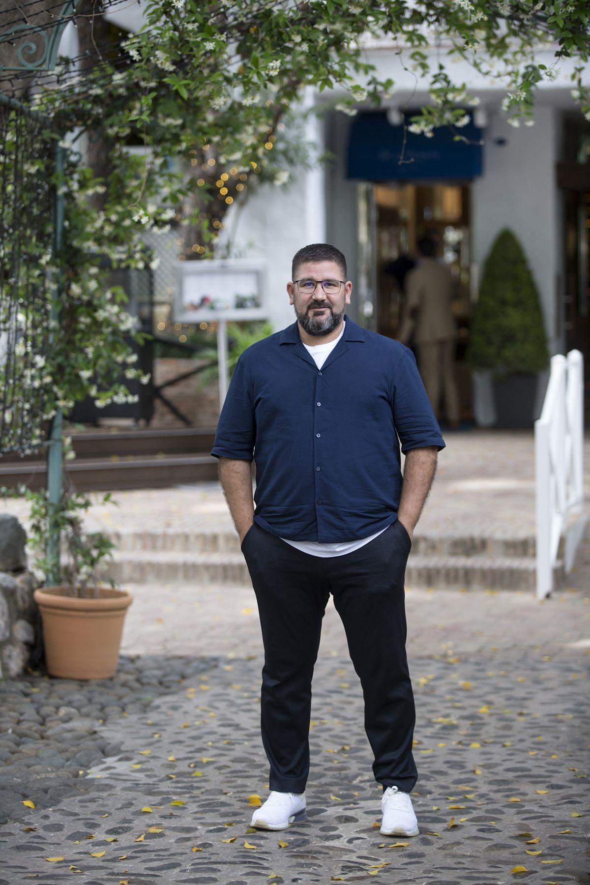 Danny García: el chef de 100 millones de euros  Negocio