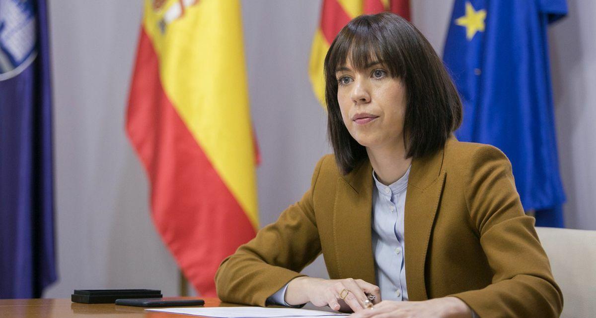 Diana Morant, Ingeniera Mayor, Piloto del Ministerio de Ciencia e Innovación  España