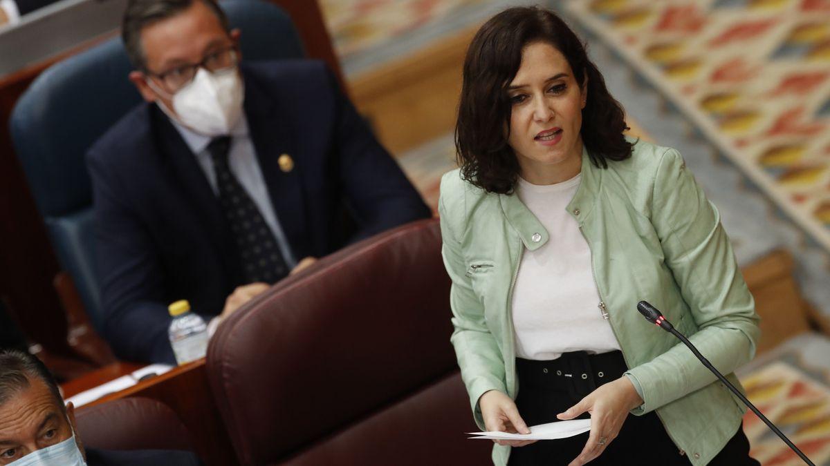 Díaz Ayuso gestiona que el control de Telemadrid quede en manos de PP y Vox  Madrid