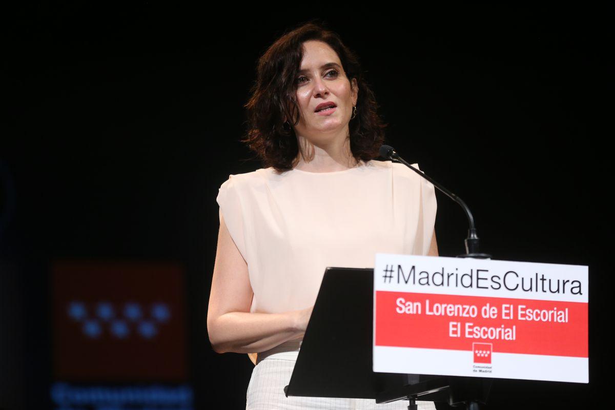 Díaz Ayuso nombra a José Antonio Sánchez, exdirector de RTVE, administrador de Telemadrid |  Madrid
