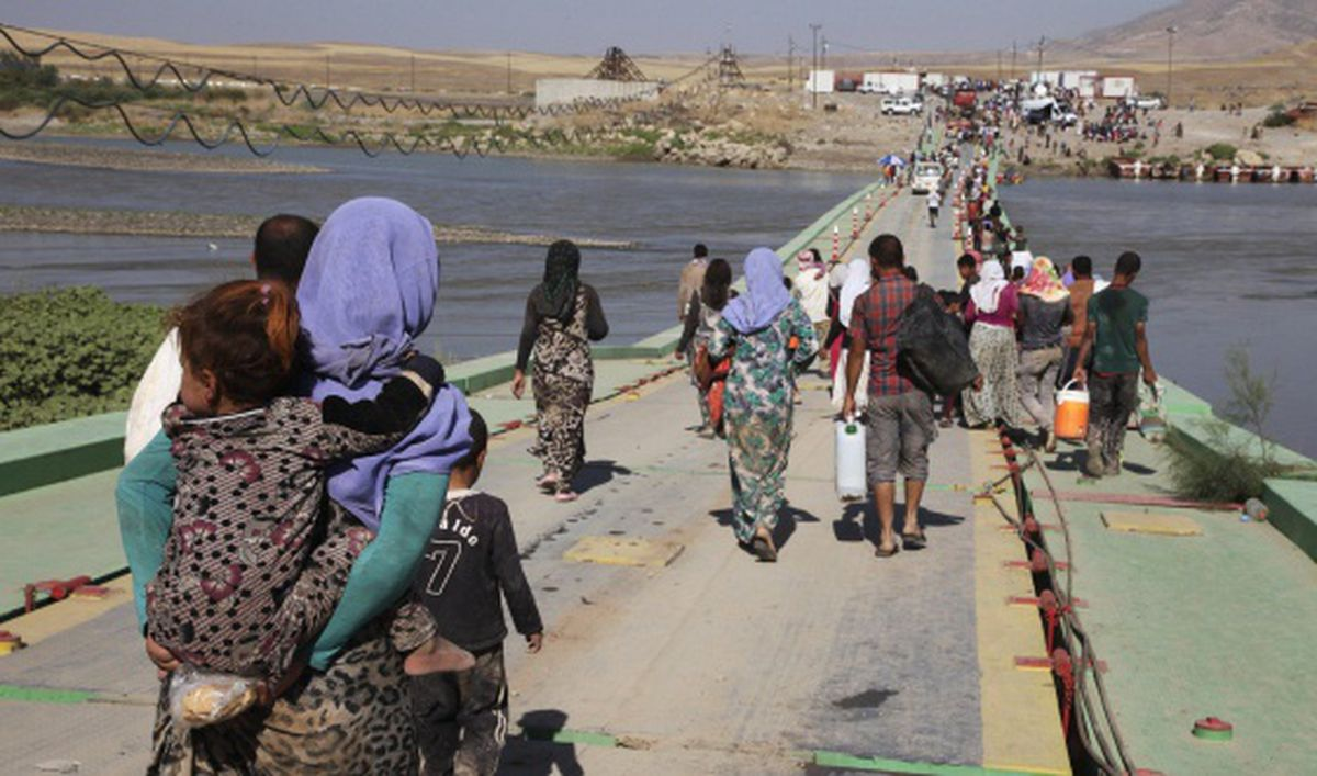 El Congreso holandés examina los crímenes de Yazidi por genocidio  Internacional