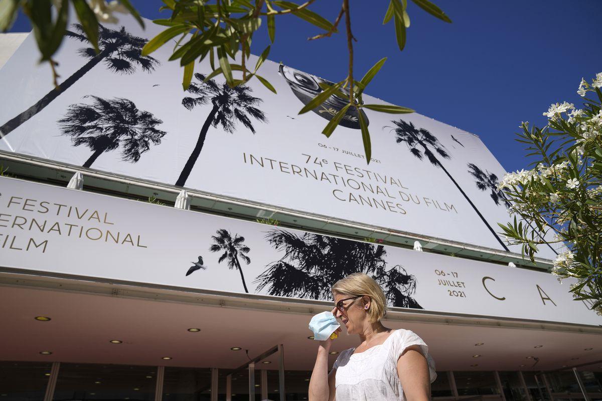 El Festival de Cannes lleva al cine a la pospandémica  Cultura