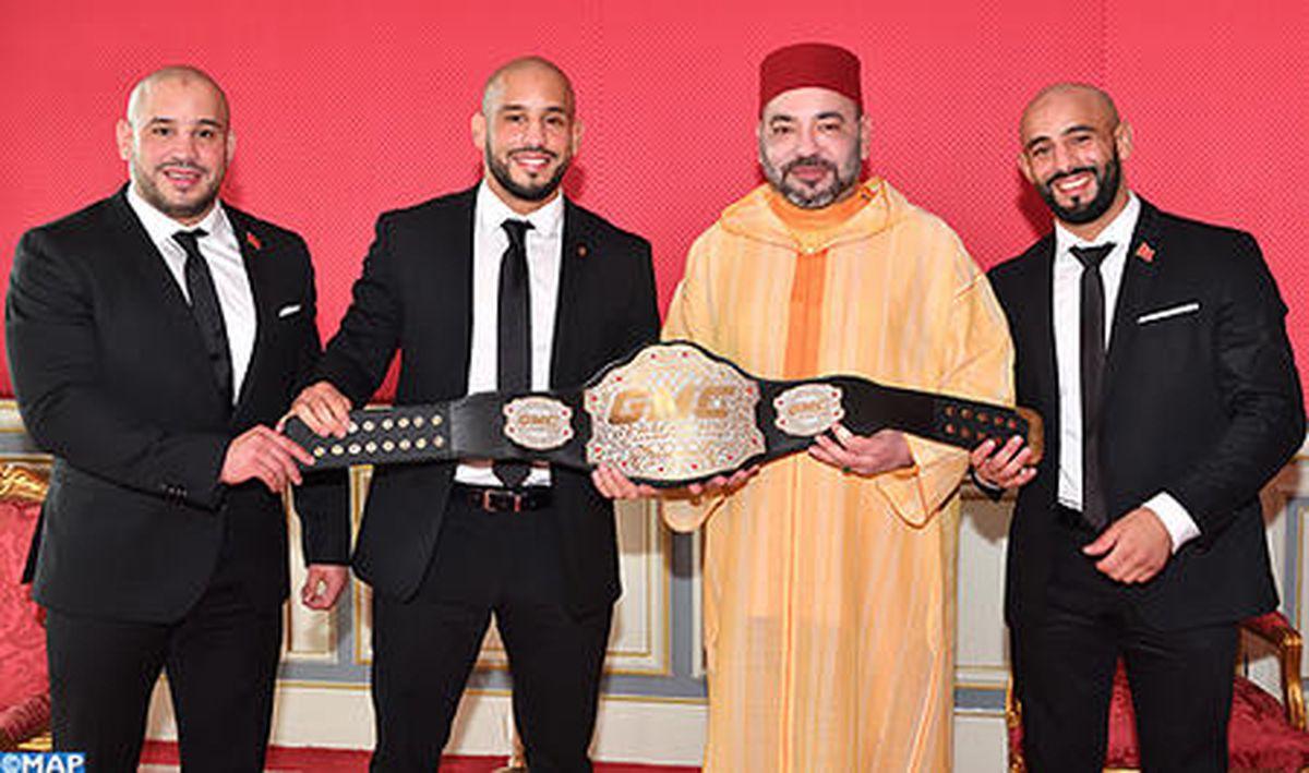 El Gladiador, amigo del luchador de Mohammed VI, enfrenta críticas devastadoras a su estilo de vida |  Personas
