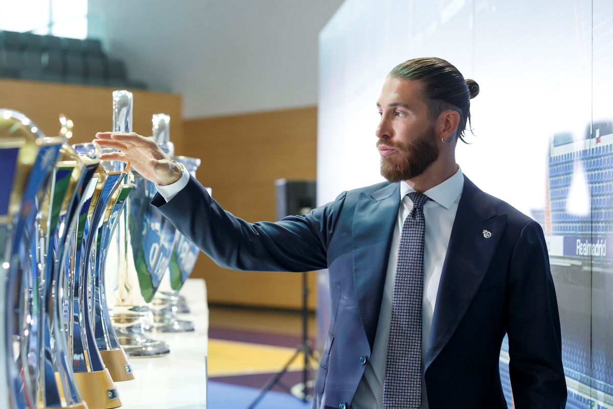 El PSG finaliza el fichaje de Sergio Ramos  deporte