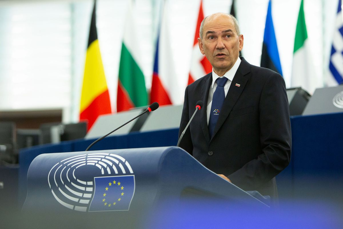 El Parlamento Europeo insta al primer ministro esloveno a respetar la libertad de prensa  Internacional