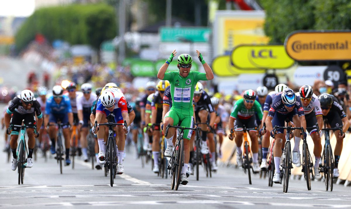 El Tour de Francia vive la segunda resurrección de Mark Cavendish  deporte