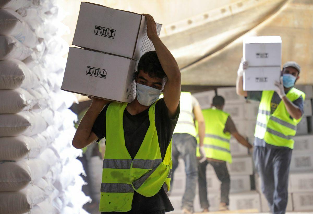 El acuerdo entre Estados Unidos y Rusia permite a la ONU extender la misión de ayuda humanitaria en Siria  Internacional