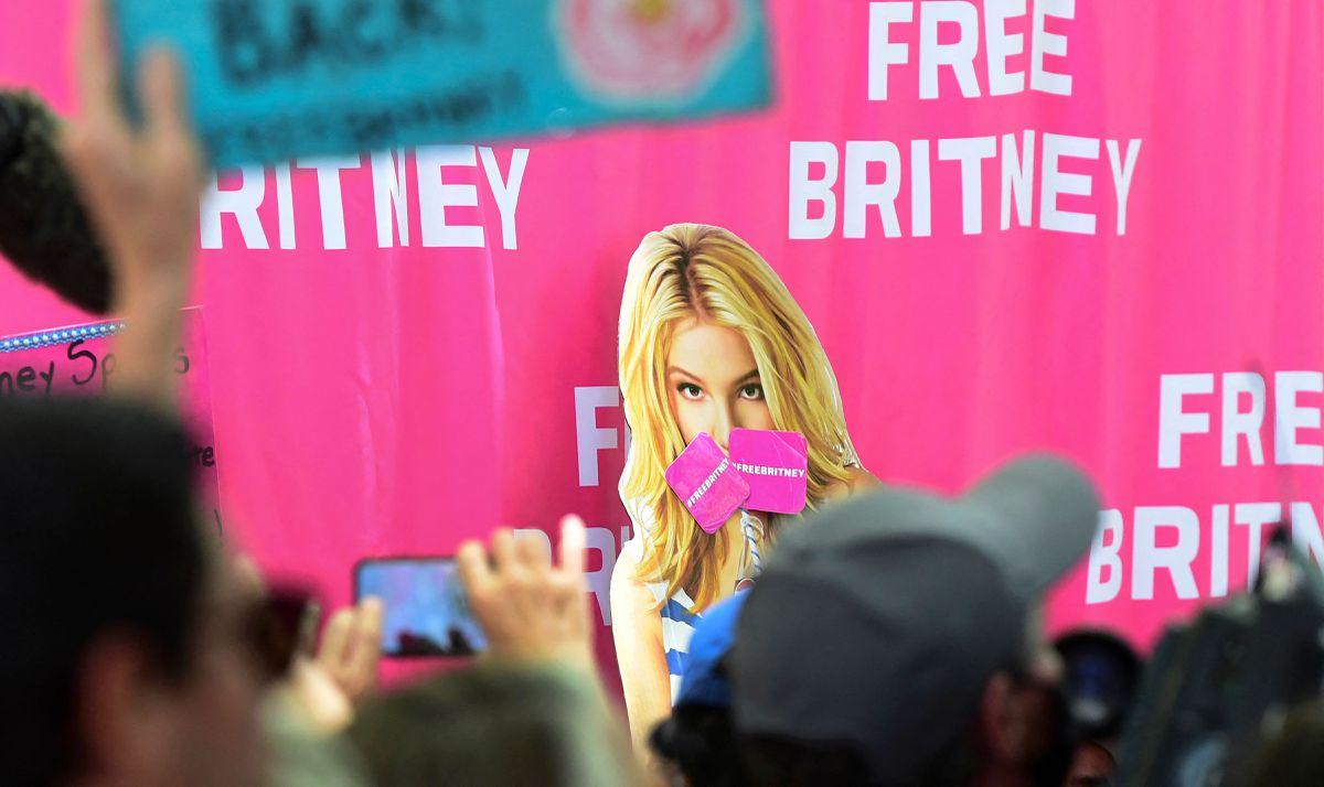 El caso de Britney Spears llega al Capitolio  Personas