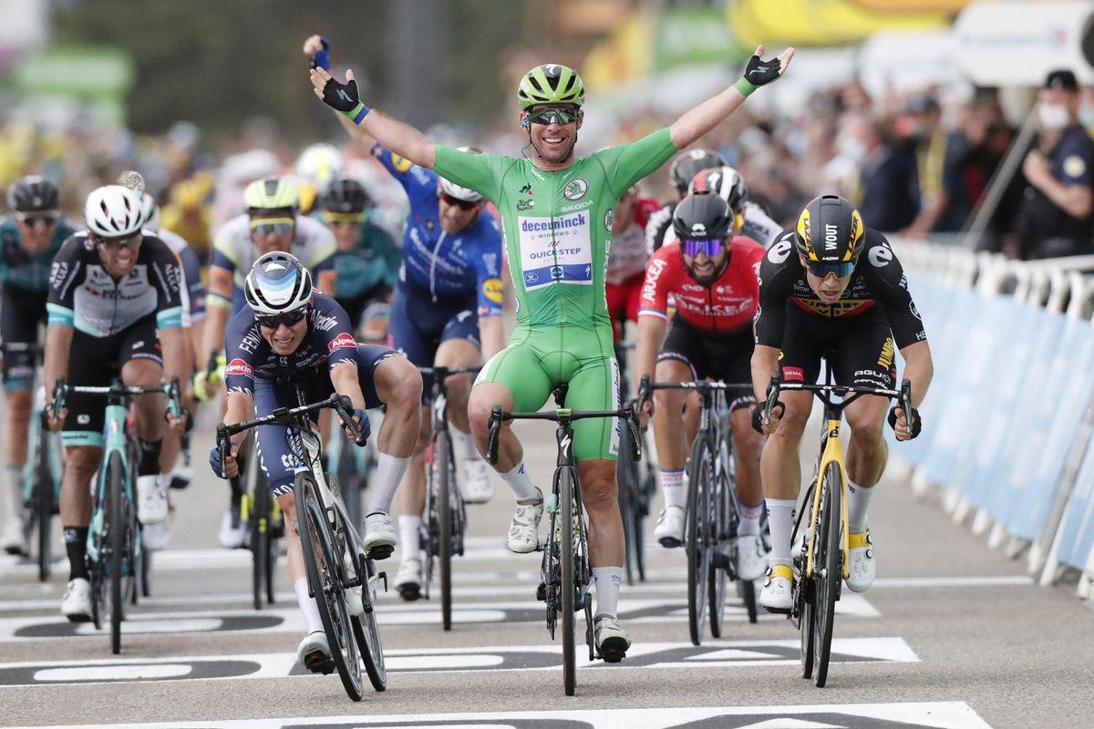 El codicioso Cavendish no se cansa de ganar el Tour de Francia  deporte