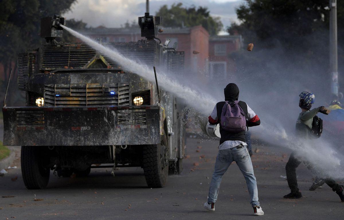 El conflicto armado en Colombia se intensificó durante las protestas  Internacional