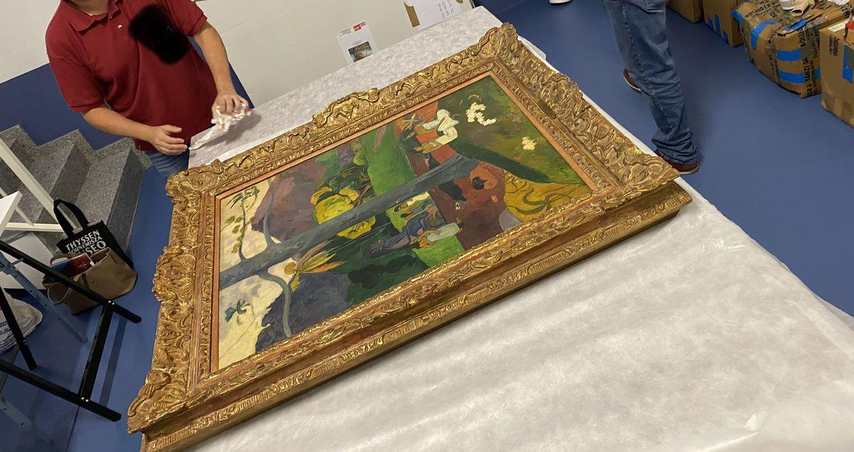 El gobierno aprueba el arrendamiento de la colección de arte Carmen Thyssen  Cultura