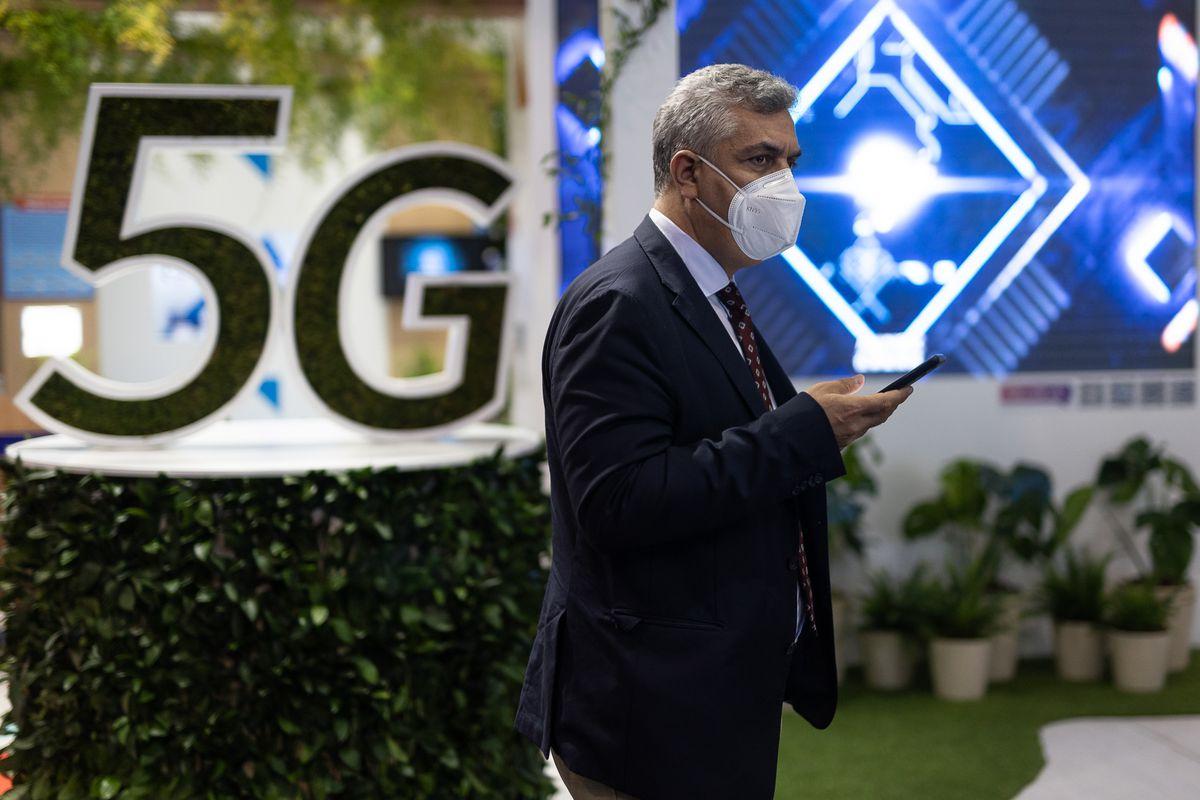 El gobierno hace clic en la subasta 5G: recauda solo 15 millones más que el precio inicial  Ciencias económicas