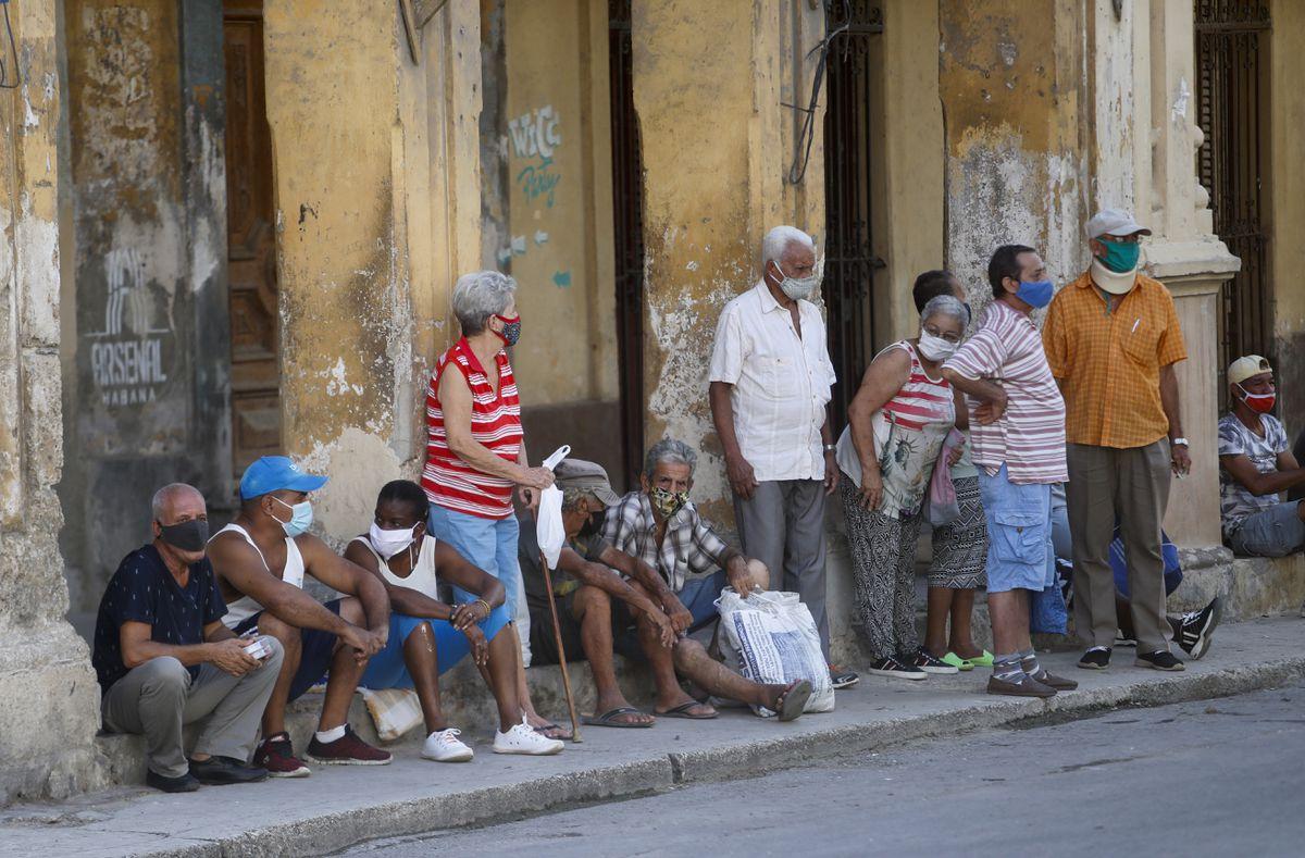 "El ""grito"" que conmocionó a Cuba  Internacional"