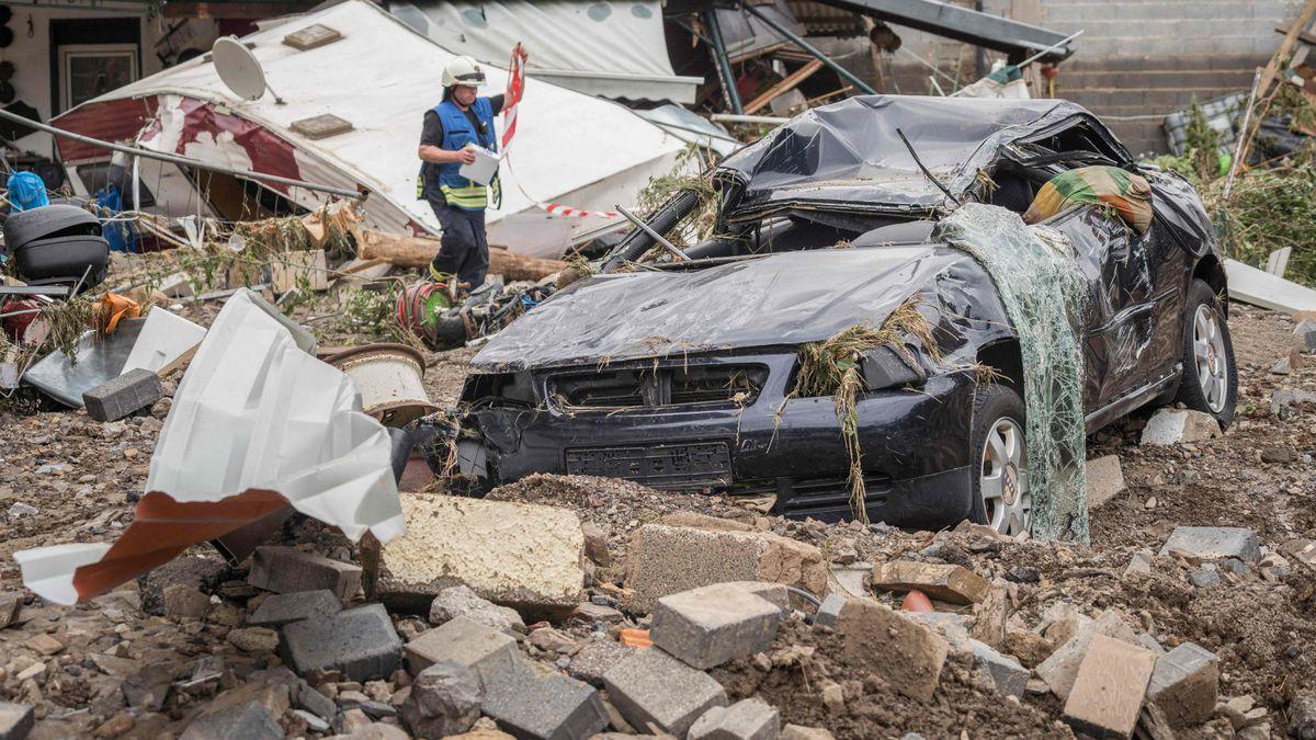 El número de muertos por inundaciones en Alemania ahora aumenta a 81  Internacional