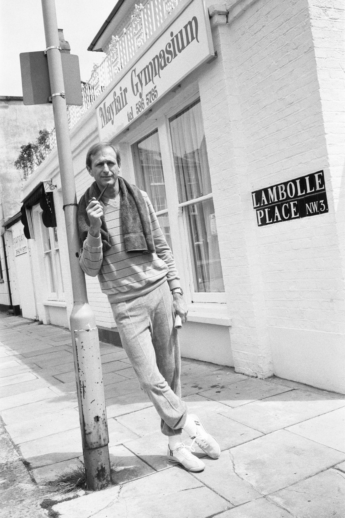 """El otro mundo de Graham Chapman, el """"extraño"""" Monty Python  Babel"""