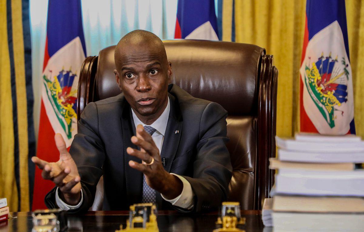 El presidente de Haití, Yovenel Moise, asesinado a tiros en su casa  Internacional