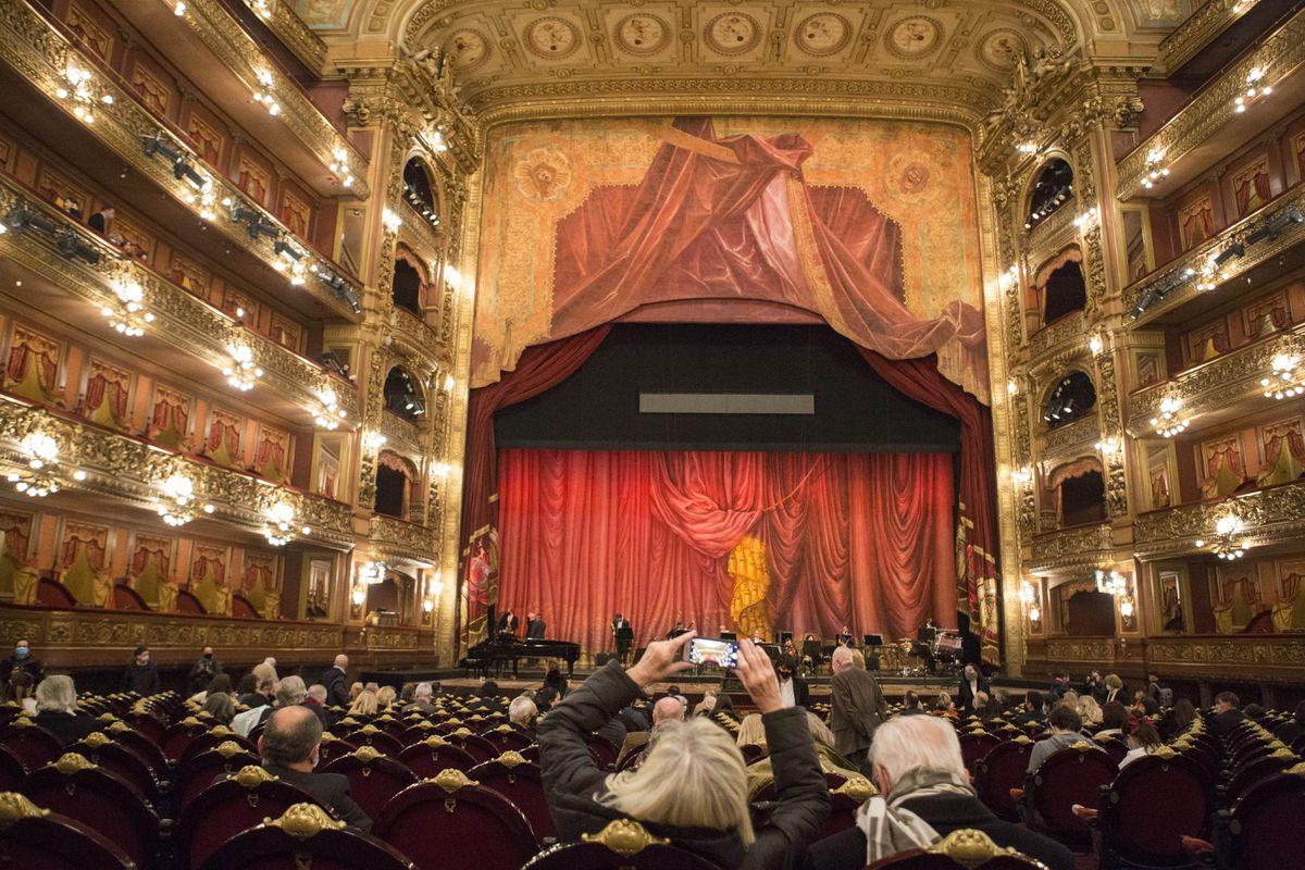 El tan esperado e íntimo regreso del Teatro Colón  Cultura