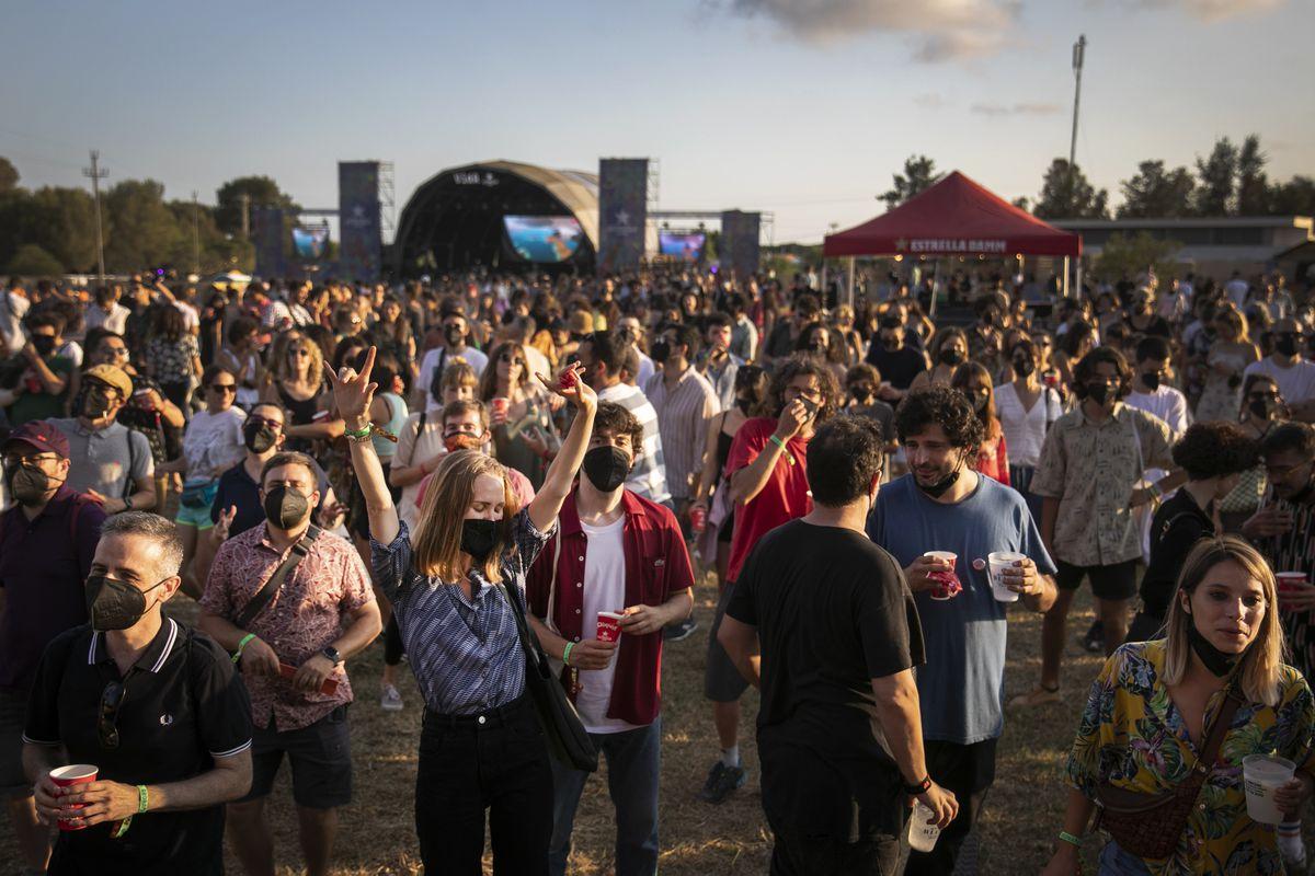 Empieza la vida, el primer festival de verano sin distancia social  Cultura