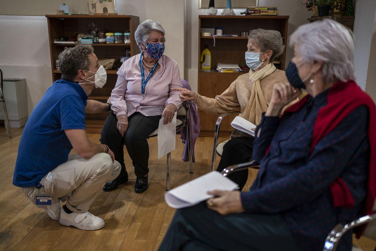 España no registra muertes de ancianos por residencia en la última semana, por primera vez en 2021    Comunidad