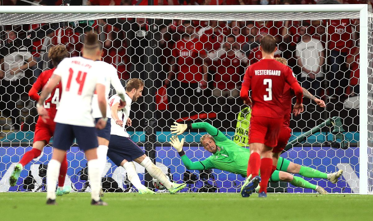 Eurocopa: Kane dispara en Inglaterra  Fútbol Eurocup 2021
