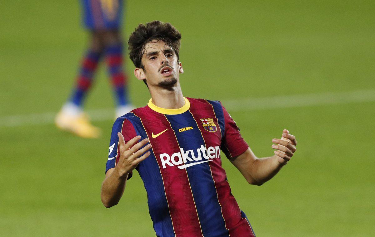FC Barcelona: Trincão va a Wolverhampton |  deporte