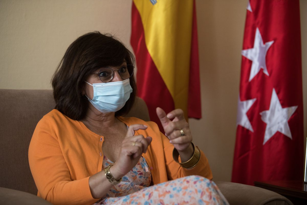 """Fiscalía de Madrid: """"Entendemos que hay delito en el cartel electoral de Vox""""    Madrid"""
