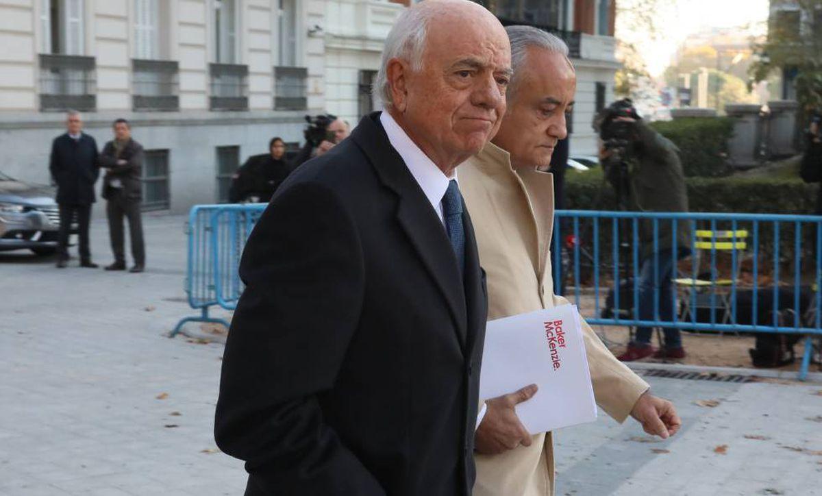 Francisco González: Juez del caso Villarejo amplía la investigación contra el expresidente de BBVA |  Ciencias económicas