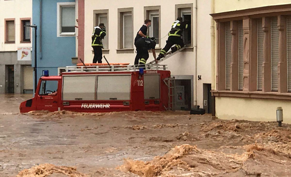 Fuertes lluvias: las inundaciones en Alemania causan al menos 42 muertos y decenas de desaparecidos |  Internacional