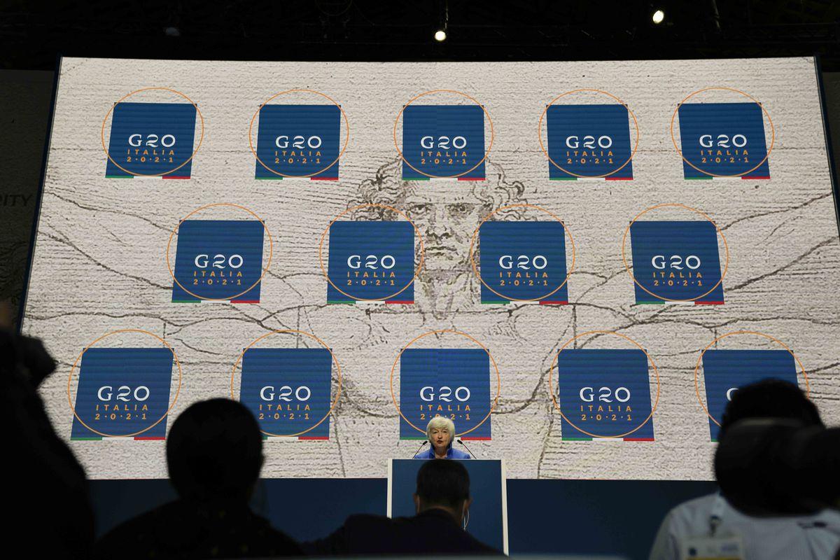 G-20: Agujeros en el trato fiscal global  Ciencias económicas
