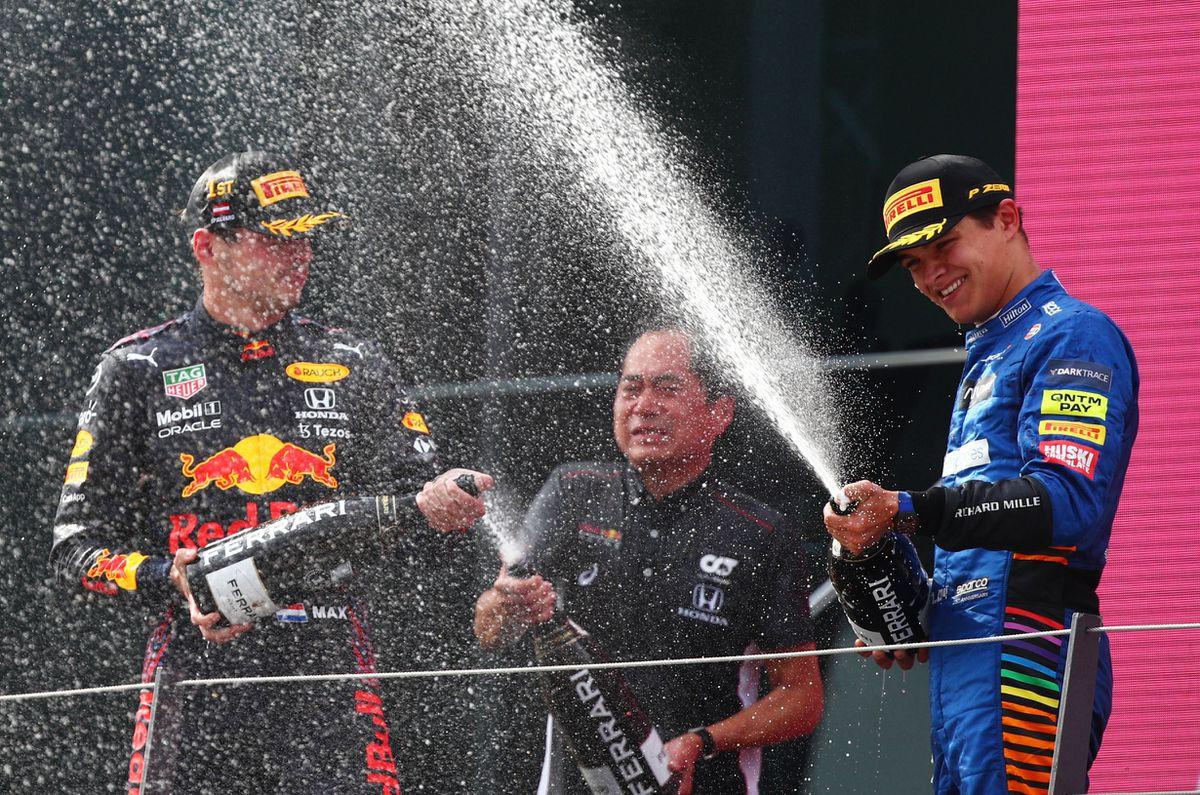GP de Austria F1: Max Verstappen arrasa y Lando Norris seduce  deporte
