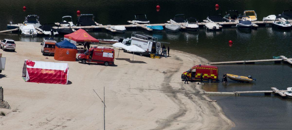 Hallan el cuerpo de Clara, una niña de nueve años que cayó al embalse de San Juan en Madrid |  Madrid
