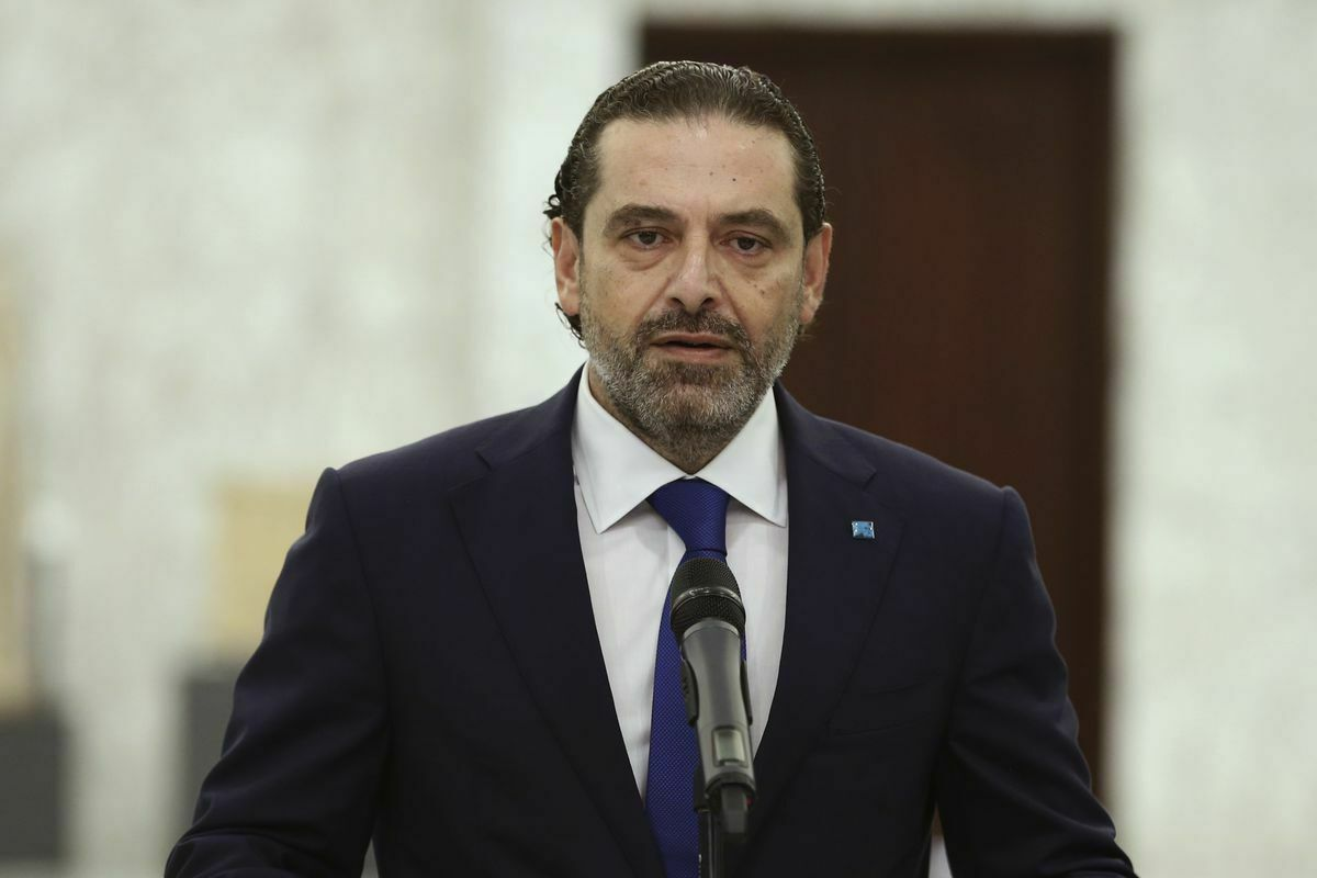 Hariri dimite para formar gobierno libanés y agrava la crisis política y económica |  Internacional