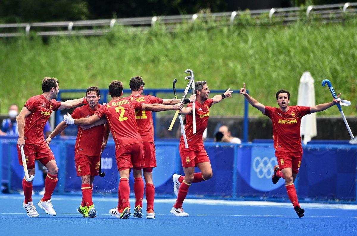 Hockey español, adiós a Tokio por cuartos de final gracias a un gol de Pou Kuemada en el último minuto |  Juegos Olímpicos 2021