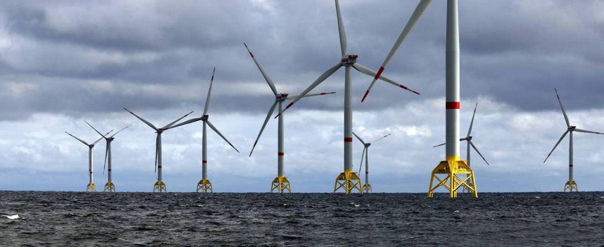 Iberdrola se une a Shell para pujar por un mega parque eólico marino en Escocia |  Ciencias económicas