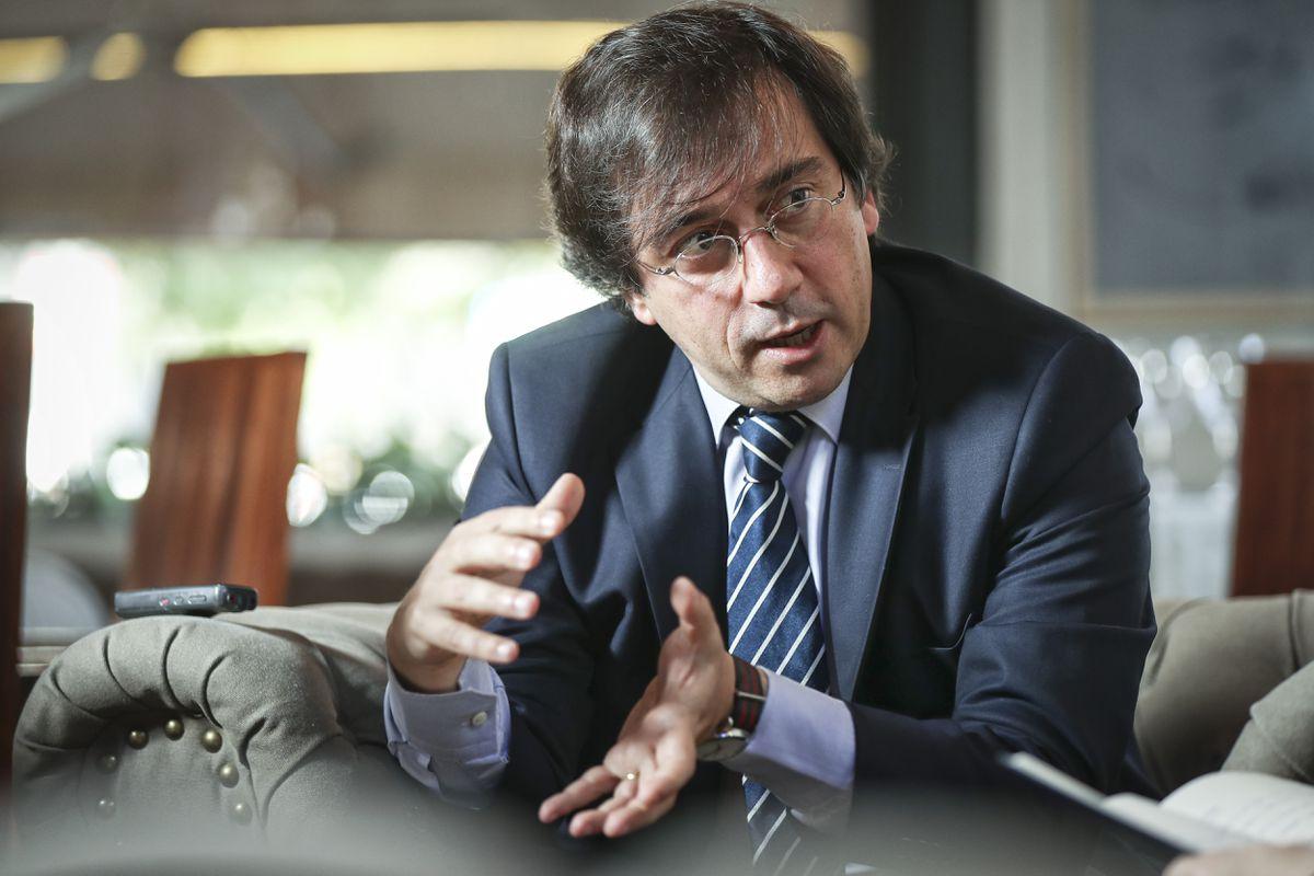 José Manuel Albarez, leal asesor internacional de Sánchez  España