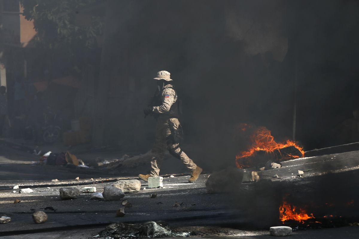 Jovenel Moïse: Pentágono confirma entrenamiento de soldados colombianos involucrados en el asesinato del presidente haitiano |  Internacional